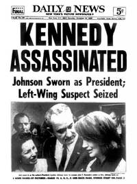 The Kennedy Assassination: A Guide to Must-Reads About November 22, 1963