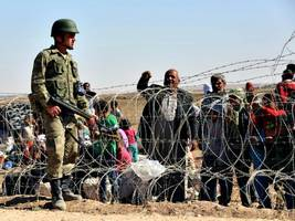 REPORT: Turkey Border Guards Abuse, Kill Syrian Refugees
