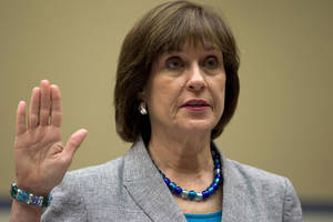 30K Lois Lerner emails recovered in IRS Tea Party controversy